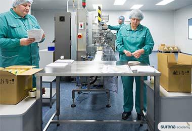 در خطوط تولید شرکتهای داروسازی چه میگذرد؟